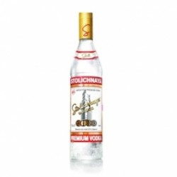 Vodka Stolichnaya 0,75 Lts