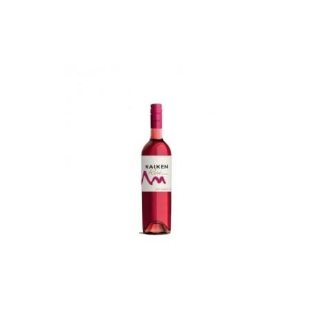 Vino Kaiken Rose Malbec 0,75 Lts