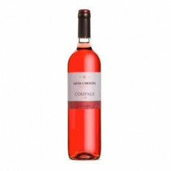 Vino Santa Carolina Coupage Rosado 0.75 L