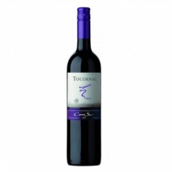 Vino Tocornal Merlot 0.75 Lts