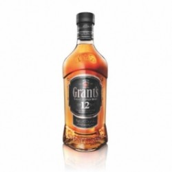 Whisky Grant's 12 años 0,75 Lts