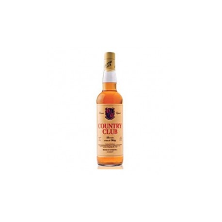 Country Club whisky 0.70 Lts