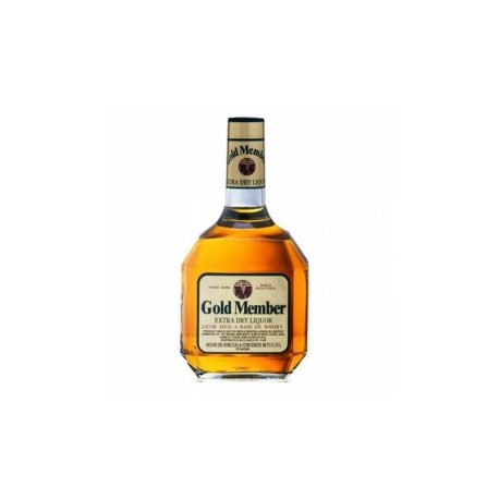 Gold Member whisky 0.7 Lts