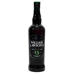 Whisky William Lawson 13 años 0.75 L