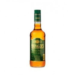 Licor de Whisky Managers 1L