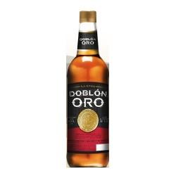 Licor de ron Doblon de Oro 0.75L