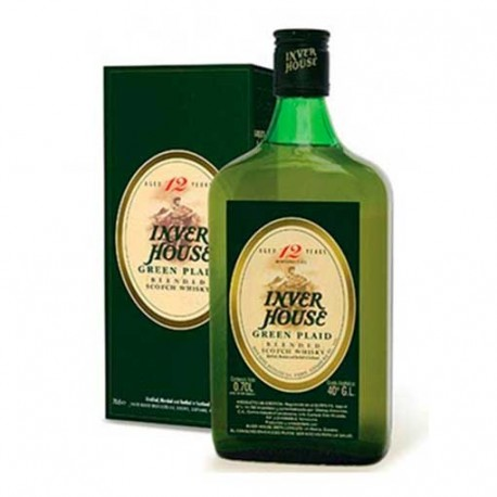 Whisky Inver House 12 años 0.75L