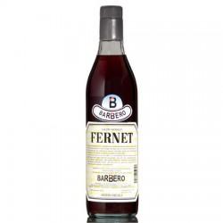 Fernet Barbero 0.75L