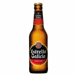 Estrella Galicia 0.33L
