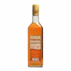Licor dulce Verona Amaretto 0.75 L